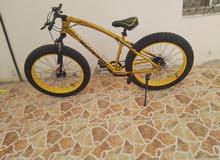 دراجة هوائية غير مستعمله