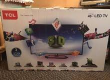 تليفزيون 46 بوصه 3D سمارت LED
