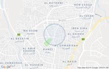 عمارة ثلاث طوابق - الزرقاء - حي الامير محمد - بسعر مغري