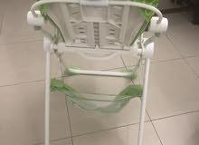 كرسي اطفال شيكو مستعمل للبيع