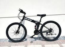 سيكل رياضية ( دراجة رياضية ) سياكل رياضية LAND ROVER