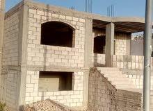 بناء عظم للبيع .... عجلون\الوهادنه - مشروع التطوير الحضري -