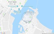 بيع أرض فضاء ببورفؤاد محافظة بورسعيد