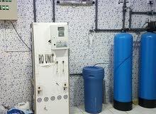 محل تنقية مياه للبيع في مرج الحمام