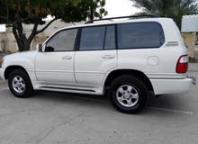 km Lexus LX 2001 for sale