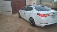 Kia Optima 2011 For sale - White color