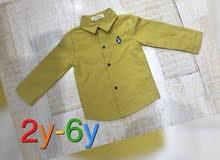 لبسات اطفال اسعار مختلفه