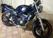 Used Suzuki motorbike available for sale