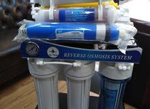 تركيب وصيانة اجهزة فلاتر مياه