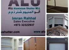 Alu Aluminum Shutter WLL