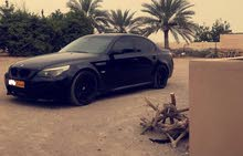 BMW M5 2006 For sale - Black color