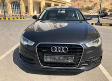 Audi A6 2.8L V6 quattro 2013 model loaded with options