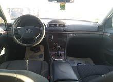 140,000 - 149,999 km Mercedes Benz E 200 2005 for sale