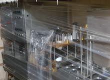 ماكنة انتاجية تعبئة قدح ( سوائل ) القدرة الانتاجية 5000 الاف قدح بالساعة
