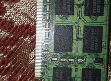 رام لابتوب 2GB Ddr3  مستعمل