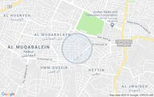 Al Muqabalain neighborhood Amman city - 100 sqm apartment for rent