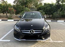 Mercedes-Benz C300 - اوراق جمارك السعر 9250 ريال