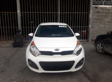1 - 9,999 km Kia Rio 2013 for sale