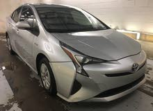 Toyota Prius car for sale 2016 in Zarqa city