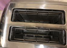 kenwood Toaster Brushed Stainless Steel