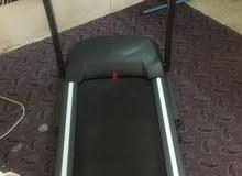 للبيع بحاله جيده جهاز مشي نوع Wansa  120 كيلو و1000 واط
