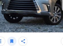 مطلوب سيارة لاكزسlx570 للبدل على أرض في البحر الميت