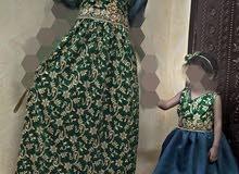 فستان الام والبنت بسعر مناسب جدااا