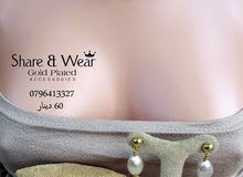 Gold plated accessories , اكسسوارات طلاء ذهب جوده فاخره