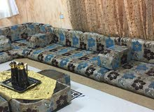 For sale Sofas - Sitting Rooms - Entrances that's condition is Used - Mafraq