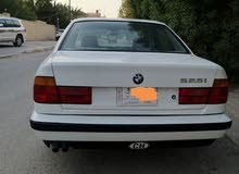 Available for sale! 20,000 - 29,999 km mileage BMW 525 1990