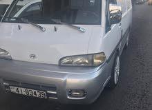 Manual Hyundai 2001 for rent - Amman