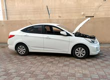 Used condition Hyundai Accent 2016 with 10,000 - 19,999 km mileage