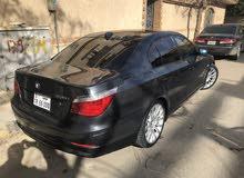Automatic Grey BMW 2009 for sale