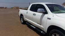 White Toyota Tundra 2007 for sale