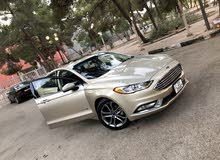 For sale 2017 Gold Fusion