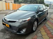 Used condition Toyota Avalon 2014 with +200,000 km mileage