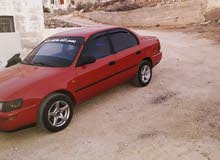 1993 Used Corolla with Manual transmission is available for sale