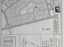 للبيع قطعة أرض لقطة الحي 33 مجاوره 4