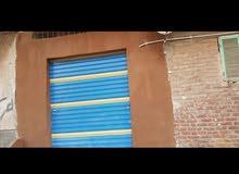 محل للبيع شارع المنصورة الرئيسى حى السلام