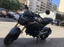 Honda grom 125cc