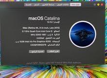 كمبيوتر مكتبي أبل Apple بحالة ممتازة