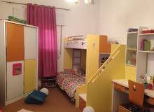 غرفة نوم اطفال كاملة للبيع