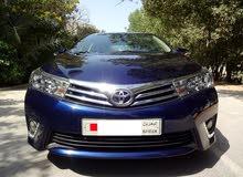 Toyota Corolla 2016 GLI, Accident free- Urgent sale - Expat leaving