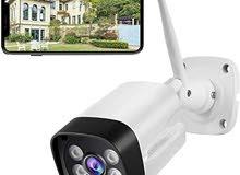 تابع منزلك وعملك عن بعد من خلال جوالك مع كاميرا مراقبة لاسلكية خارجية بسعر 289 ر
