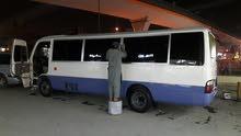كوستر 30.راكب مع سايق للإيجار. Bus for Rent