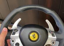 thrustmaster Ferrari wheel add on