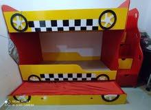 3 leayer bunk bed for sale in Abbasiya