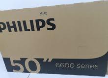 "Philips 50"" smart 4K uhd ultra slim hd tv brand new for sell"