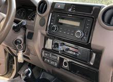 السيارة: تويوتا - ربع  -الموديل: 2014  -العداد : 300 كم