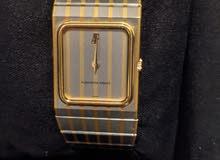 Audemars Piguet zebra ultra thin manual winding 18k gold and steel